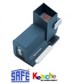 SAFE Signoscope T1 Profigerät Wasserzeichen Wasserzeichenprüfer Wasserzeichensucher Prüfer