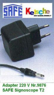 AFE 9876 AC Adapter 220 - 240 V Volt für Signoscope T2 9875