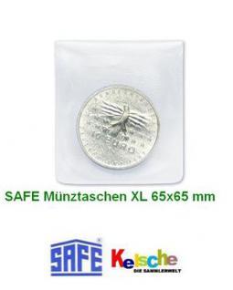 SAFE Münztaschen XL Münzentaschen kunst. 65x65 100 - Vorschau