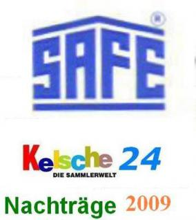 SAFE dual Nachträge Deutschland Teil 1 & 2 2009 NEU