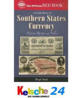 Shull red book Guide Book of Southern States Curren