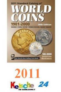 Standard Catalog of World Coins 1901-2000 - 2011 NE