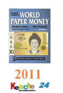 Standard Catalog of World Paper Money 1961 - 2011 N