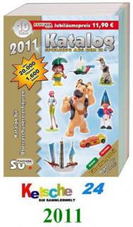 SU Katalog Spielzeug aus dem Ei Ausgabe 2011 NEU - Vorschau