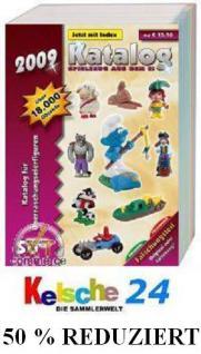 SU Ü-Ei-Katalog Spielzeug aus dem Ei 2009 50%