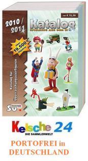 SU Katalog Spielzeug aus dem Ei 2010/2011 DRUCKFRIS
