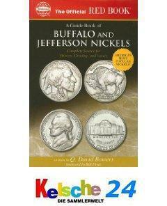 Whitman Kat. A Guide USA Buffalo Jefferson Nickels