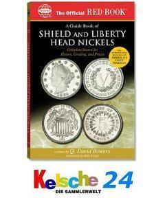 Whitman Kat A Guide USA Shield and Liberty Head Nic