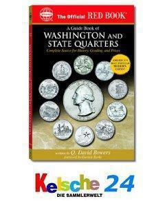Whitman Kat A Guide Book of Washington State Quarte