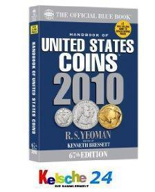 Yeoman The blue book of US Coins USA Münzkatalog 20