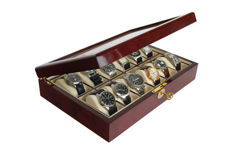 safe 256 reiseetui uhren etui reisebox f r armbanduhren. Black Bedroom Furniture Sets. Home Design Ideas