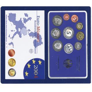 1 x SAFE 6372SP Tableaus Einsätze SMART 2 eckigen Fächern 102 x 163 mm für 2 x Epalux Sets PP DM EURO Kursmünzensätze KMS