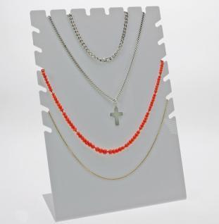 SAFE 73841 Acrylglas Design Schmuckständer Ständer 250 x 200 x 60 mm Für Ketten & Colliers