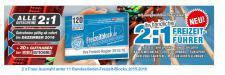 """2 x Freizeitblocks Deutschland 2015-16 """" FREIE AUSWAHL """" Gutscheinbuch Deutsche Bundesländer FREIZEIT GUTSCHEINE RABATTE - Stück nur 14, 90 €"""