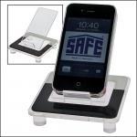 SAFE 5274 Acryl Design Telefon- / Handy Ständer geeignet für alle Iphones & Smartphones