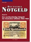 Das wertbeständige Notgeld der deutschen Inflation 1923/1924 Papiergeldkatalog Bd. 12 Manfred Müller 2011 - PORTOFREI in Deutschland
