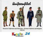 Knötel Uniformfibel Reichswehr Wehrmacht 1933/34 RE