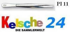LEUCHTTURM Pinzetten 12 cm Standard Gerade Schmal P
