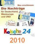 LINDNER Nachträge UNO Wien Kleinbogen 2010 T605K/08