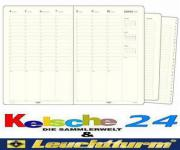 LEUCHTTURM 18 Monate Wochenkalender 2011 MASTER A4