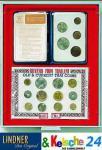 LINDNER 2700 Münzbox Münzboxen ohne Facheinteilung 210 x 270 mm Münzen Standard Blister Münzkapseln