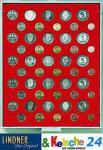 LINDNER MÜNZBOXEN Münzbox 5 DM Kursmünzen KMS Sätze Standard 2207