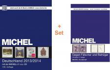MICHEL Deutschland Briefmarken Katalog 2013-2014 + DVD MICHELsoft + Sonderheft 100.Kat.+ GRATIS ETB - PORTOFREI in Deutschland