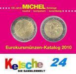 Michel Eurokursmünzen Katalog EURO 2010 Druckfrisch