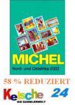 MICHEL Nord und Ostafrika Bd 4 2002 -58 % REDUZIERT