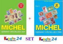 Michel GERMANY Deutschland Specialized 1 + 2 SET en