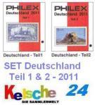 Philex Deutschland Deutsches Reich Teil 1 + 2 SET 2