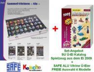 SU Ü-Ei-Kat. Spielzeug 09 + SAFE Vitrinen Ü-Eier -3