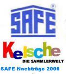 SAFE dual plus Nachtrag Deutschland Teil 2 2006