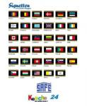 1 x SAFE SIGNETTE Flagge Griechenland Greece - 20%