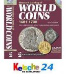 Standard Catalog of World Coins 1601-1700 2008 NEU