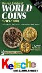 Standard Catalog of World Coins 1701-1800 Ausgabe 2