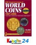 Standard Catalog of World Coins 1901-2000 2008 NEU