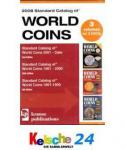 Standard Catalog of World Coins 1801-2008 Date 3er