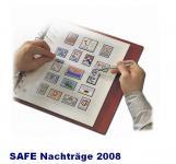 SAFE 1808 dual Nachträge - Nachtrag / Vordrucke Deutschland Jahresschmuckblätter - 2008