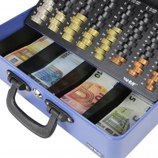 hmf geldkassette z hlkassette transportkassette 360 x 250. Black Bedroom Furniture Sets. Home Design Ideas