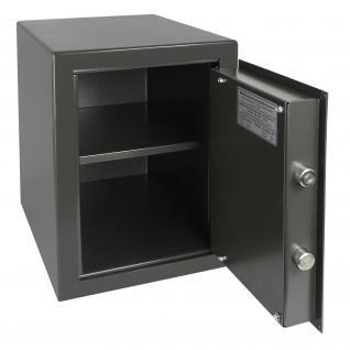 hmf 43200 1111 m beltresor safe doppelbartschloss sicherheitsstufe b vdma 24992 30 x 42 x 38. Black Bedroom Furniture Sets. Home Design Ideas