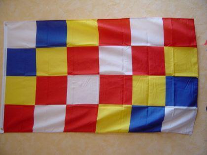 Flagge Fahne ANTWERPEN 150 x 90 cm - Vorschau