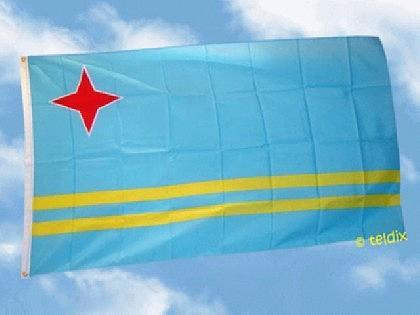 Flagge Fahne ARUBA 150 x 90 cm