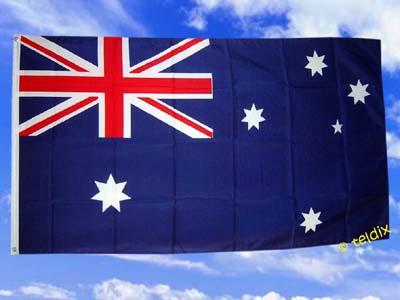 Flagge Fahne AUSTRALIEN 150 x 90 cm - Vorschau