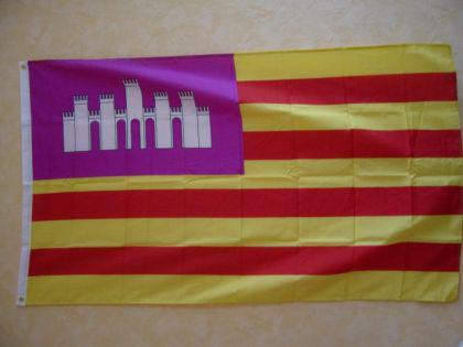 Flagge Fahne BALEAREN 150 x 90 cm