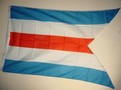 Flagge Fahne BESATZUNG 150 x 90 cm - Vorschau