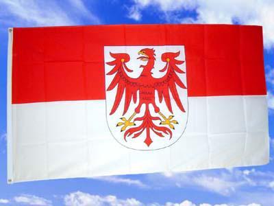 Flagge Fahne BRANDENBURG 150 x 90 cm