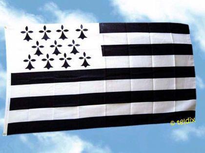 Flagge Fahne BRETAGNE 150 x 90 cm