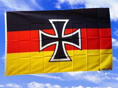 Flagge Fahne DR. DES REICHSWEHRMINISTER 150 x 90 cm