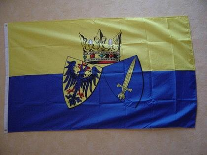Flagge Fahne ESSEN MIT WAPPEN 150 x 90 cm - Vorschau